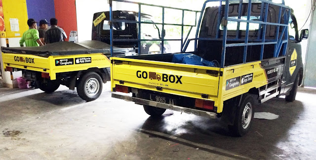 GO-BOX Surabaya