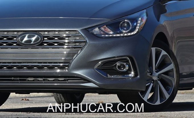 Đánh giá Hyundai Accent 2019 diện mạo với động cơ mới giảm giá khủng