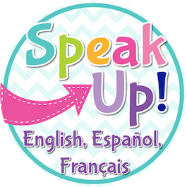 grab button for Speak Up Language Learners