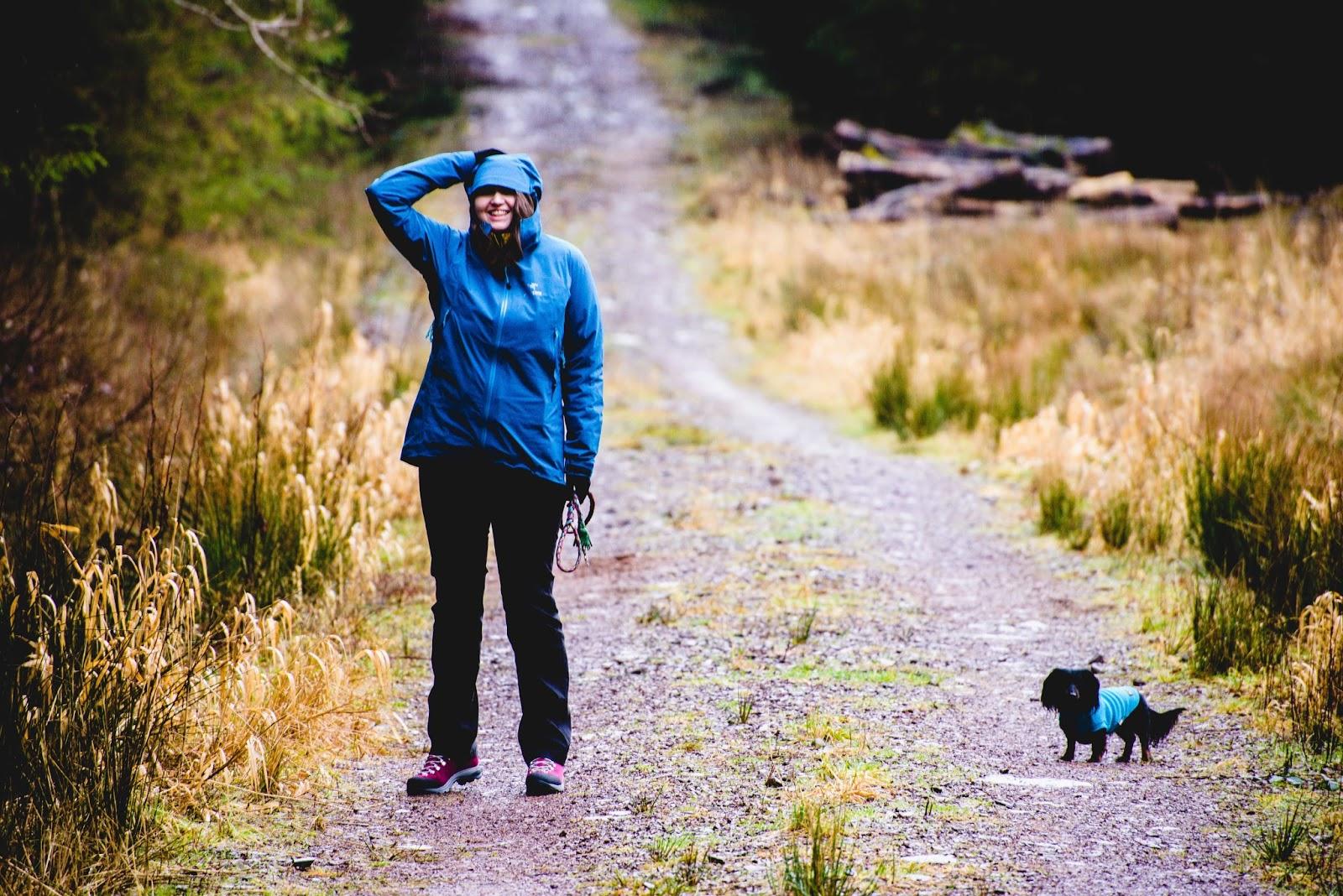 outdoorsy af liquid grain liquidgrain arcteryx dachshund goretex