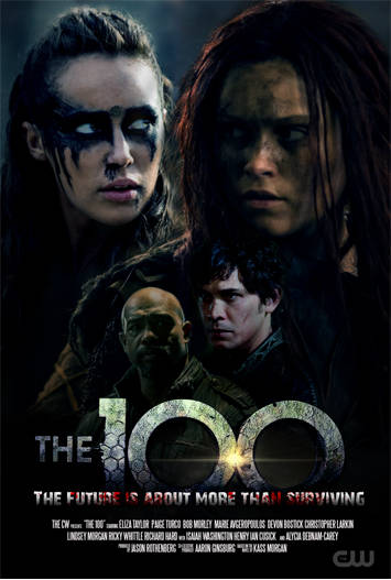 The 100 Temporada 3 HD 720p Latino
