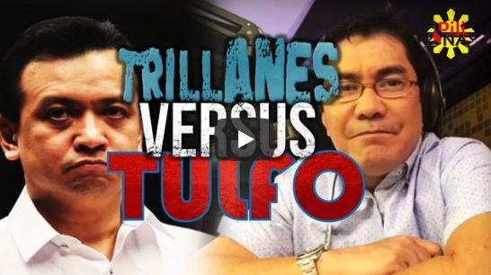 VIDEOS: List of Senator Trillanes Verbal Fights inside the senate