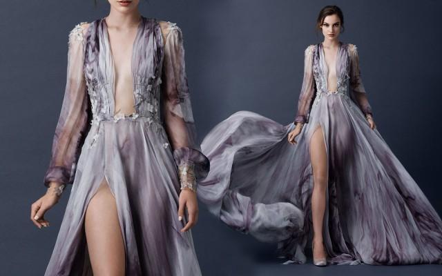 vestidos casuales largos 2016