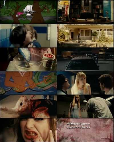Cabin Fever 2: Spring Fever 2009 Hindi Dual Audio 300MB
