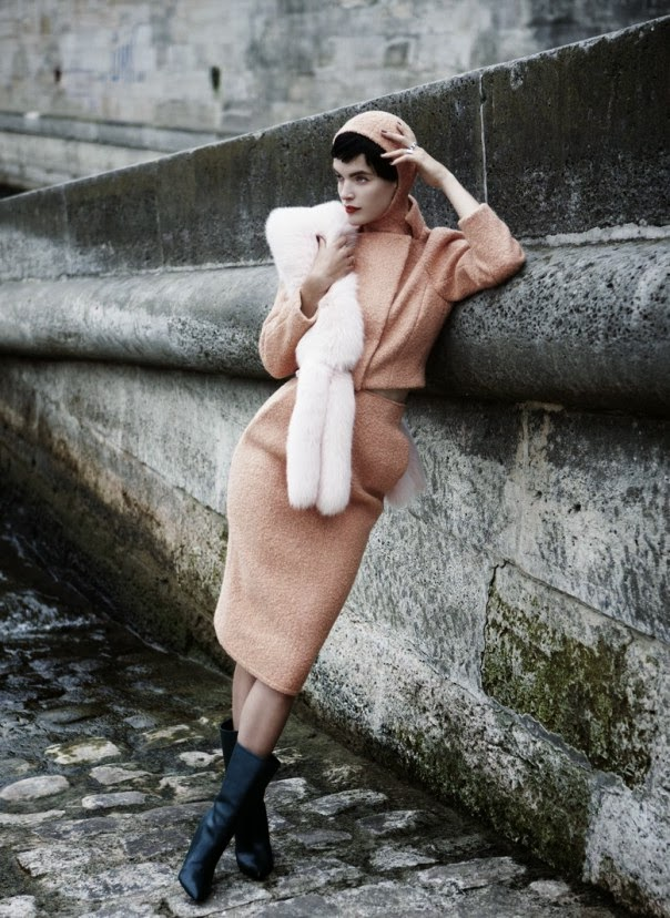 Editorial Fashion | The Paris Issue Antidote Magazine Fall-Winter 2013-2014