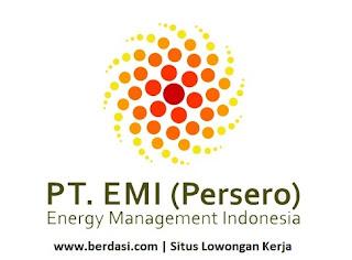 Lowongan Kerja PT EMI (Persero) Fresh graduate April 2017