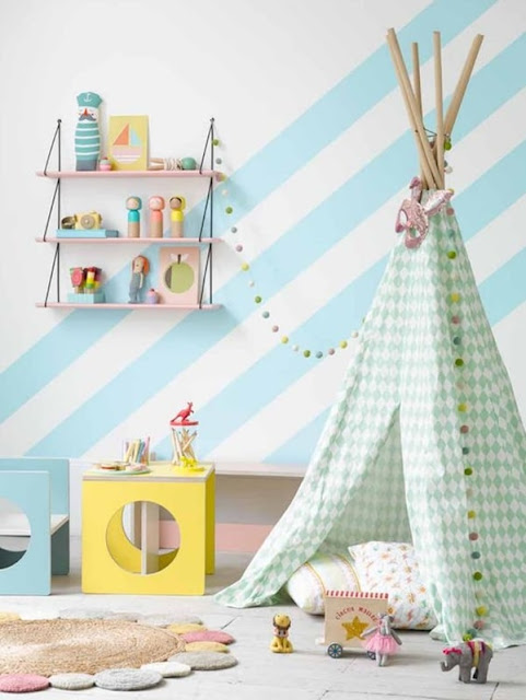 Decorate Your Home In Pastel 11