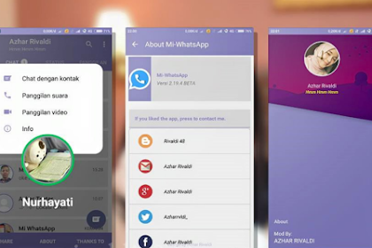 Download MiWhatsApp Latest Version For Android
