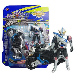 TMall JJT 6628E Masked Rider Drake with Machine Zectron
