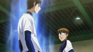 Diamond no Ace: Act II – Episodio 12