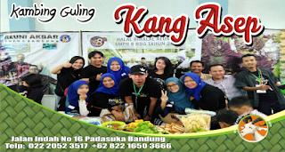 Kambing Bakar di Lembang
