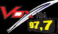 Rádio Vox FM 97,7 de Ipueiras - Ceará