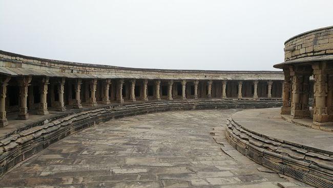 Inner Colonnade