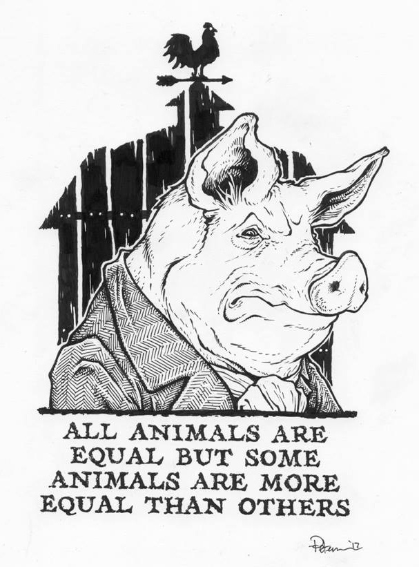David Petersen S Blog Animal Farm