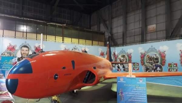 Khodkar, drone buatan Iran
