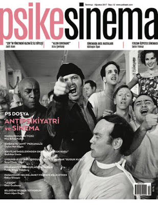 Psikesinema 12. Sayı (Temmuz - Ağustos) - One Flew Over the Cuckoo's Nest