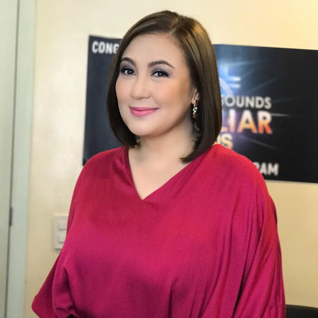 Sharon Cuneta not invited at Star Magic Ball 2017. Find Out Who Offers Her To Be His Date