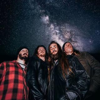 Hypergiant, australia band photo