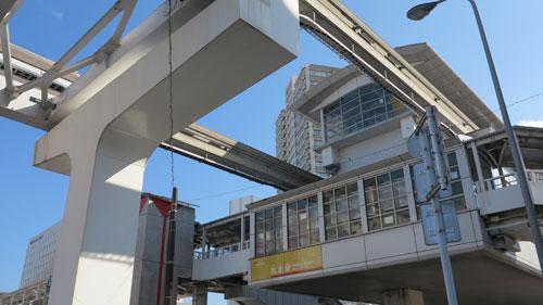 Yui Rail Naha Okinawa Ryukyu Japan