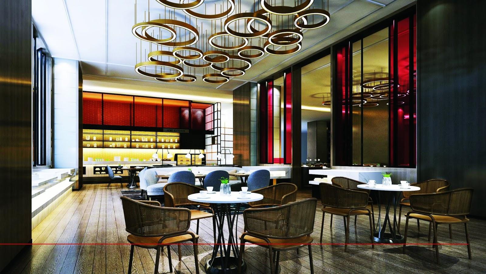 Nhà hàng sang trọng của La Luna Resort