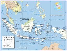 Batas Wilayah Indonesia Secara Astronomis dan Geografis (Darat & Laut)