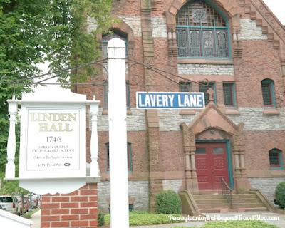 Linden Hall All-Girls Boarding School - Lititz Pennsylvania