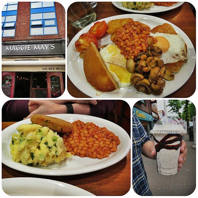 Maggie May's Veggie Fry