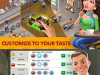 My Cafe Recipes & Stories MOD APK Unlimited Money(Free Store) 2018.5.1