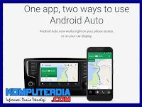 Android Auto App, Aplikasi Pintar Untuk Berkendara