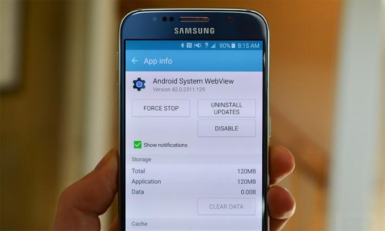 Cara Menghapus History Username di Halaman Login WebView Android