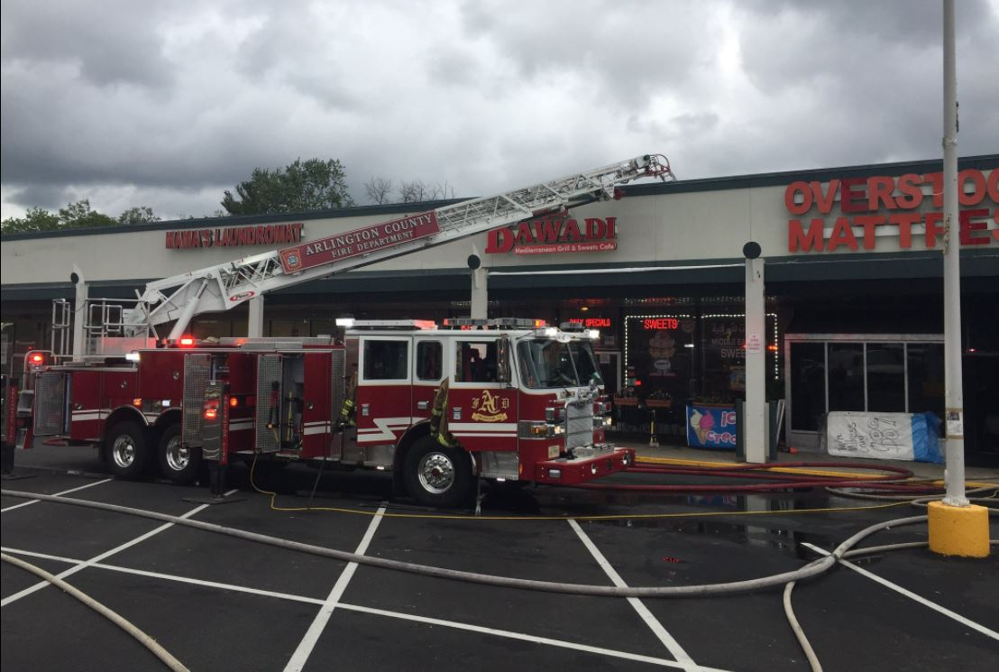 the Annandale Blog Fire damages mattress store