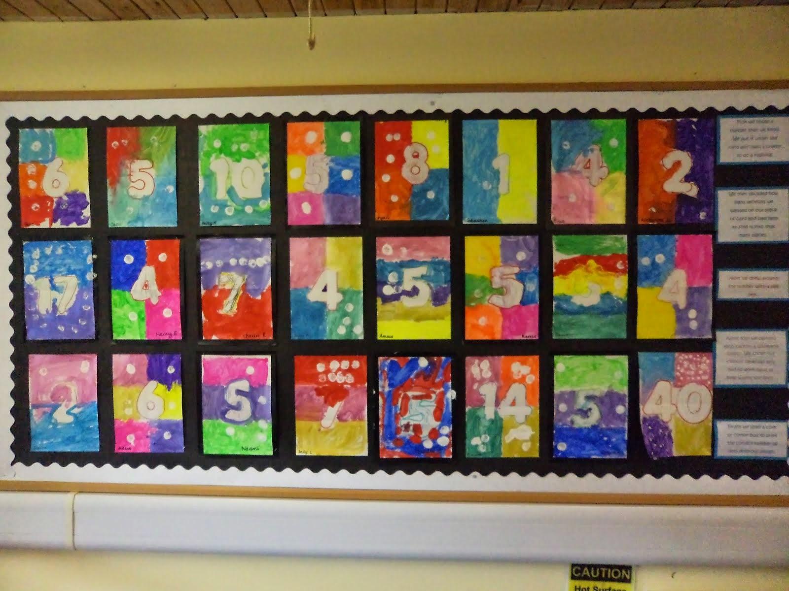 watlington primary school foundation stage maths and art