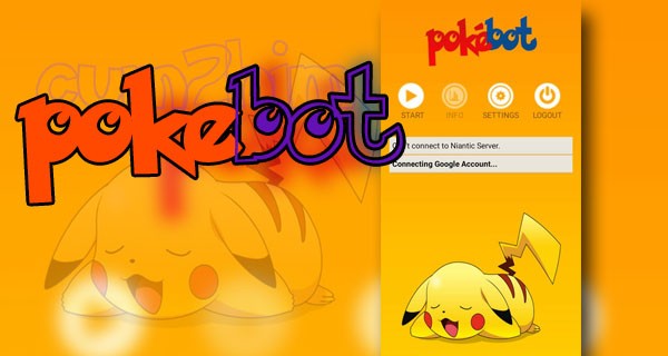 PokeBot Android V1.0.2 Apk Terbaru