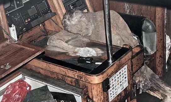 penemuan mumi seoran pelaut yang berasal dari jerman