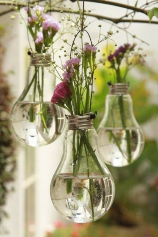 dishfunctional designs bright ideas for upcycling lightbulbs. Black Bedroom Furniture Sets. Home Design Ideas