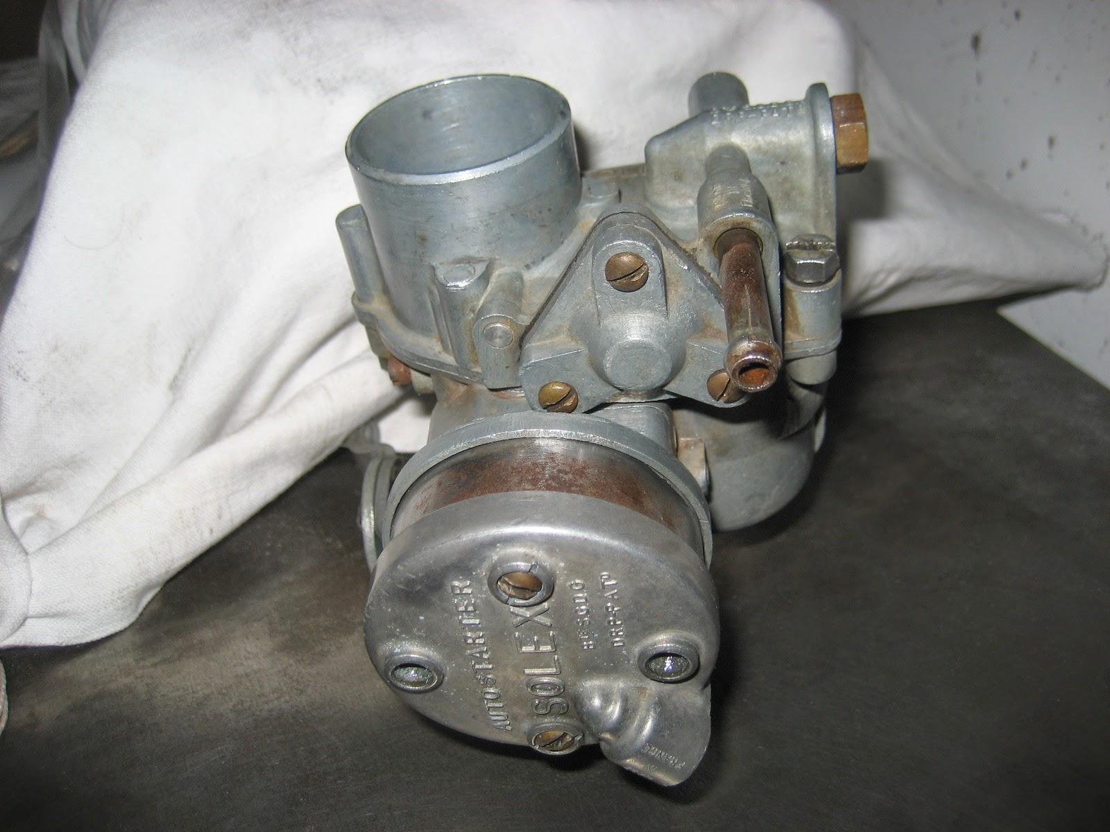 carburateur solex 22 icbt