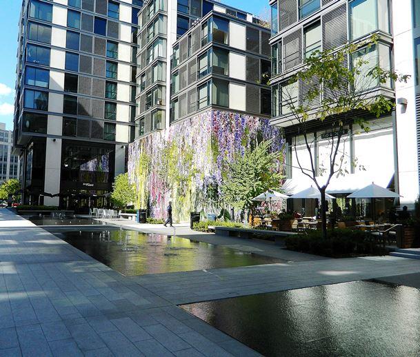 Washington Dc City Center: CITYCENTERDC: DIOR Makes Itself Known At CityCEnterDC