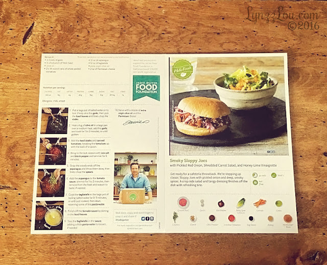 HelloFresh Recipe Booklet 2