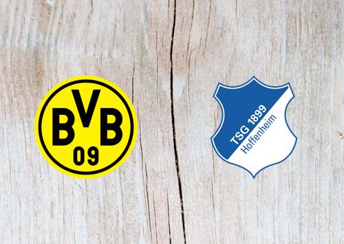 Borussia Dortmund vs Hoffenheim Full Match & Highlights 9 February 2019