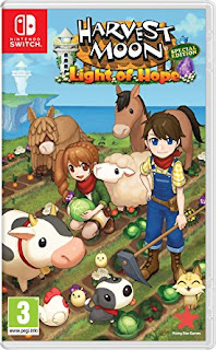 Harvest Moon Light of Hope Special Edition Switch XCI NSP