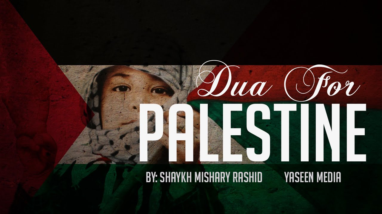 Lets Pray for Palestine, Pray for Humanity
