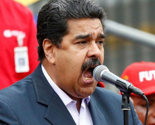 Maduro impone plazo a gobernadores y alcaldes para que firmen sentencia del TSJ