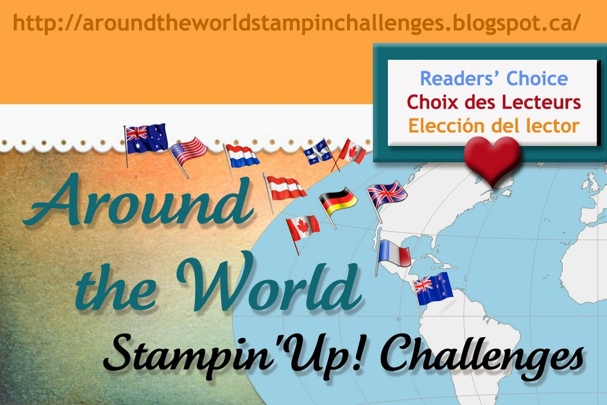Around the World Reader's Choice