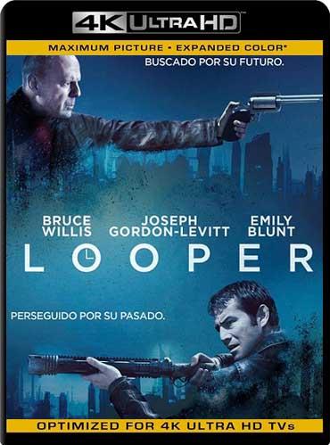 Looper: Asesinos del futuro (2012) 2160p 4K UHDLatino [GoogleDrive] SilvestreHD