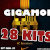 GIGA KIT PACK Barcelona (28 KITS) BY ROLLS