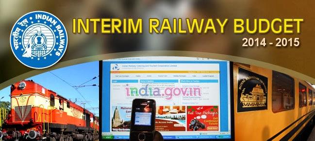 Railway Budget Pdf