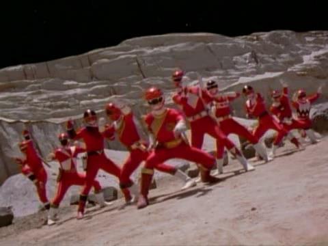 gratis 🤘 Dunia 21 Power Ranger Wild Force Forever Red ...