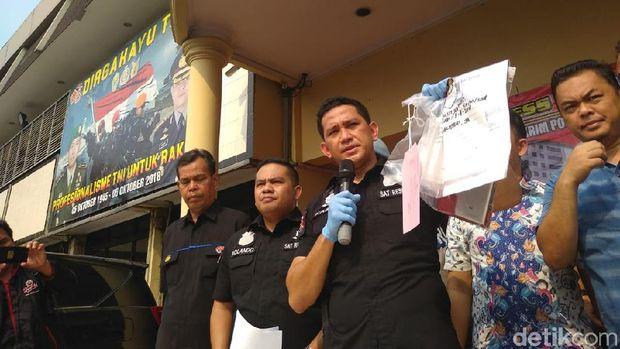 Polisi Tetapkan HM 'Pemberi Kuasa' ke Hercules Jadi Tersangka