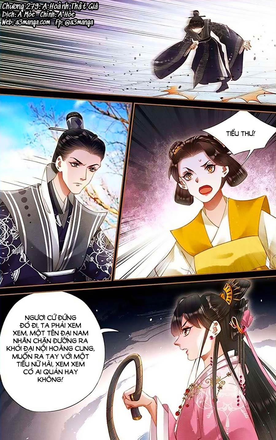Thần Y Đích Nữ chap 279 - Trang 1