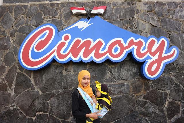 Liburan Tahun Baru di Cimory Semarang Bersama Anak